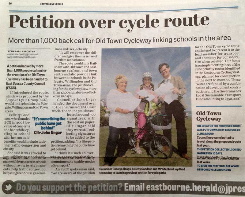 petition-over-cycle-route